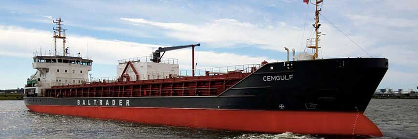 CEMGULF - cement carrier with selfdischarging system
